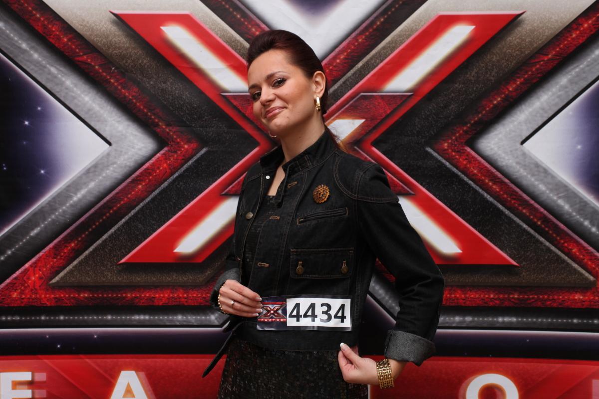 Paulina Wilton - uczestniczka 4. odcinka 1. edycji